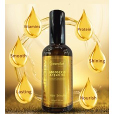 SWARZSTAR MOROCCO ARGAN OIL HAIR SERUM GOLD 110G/3.74FL.OZ.